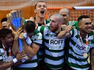 Futsal: Braga-Sporting (Lusa)