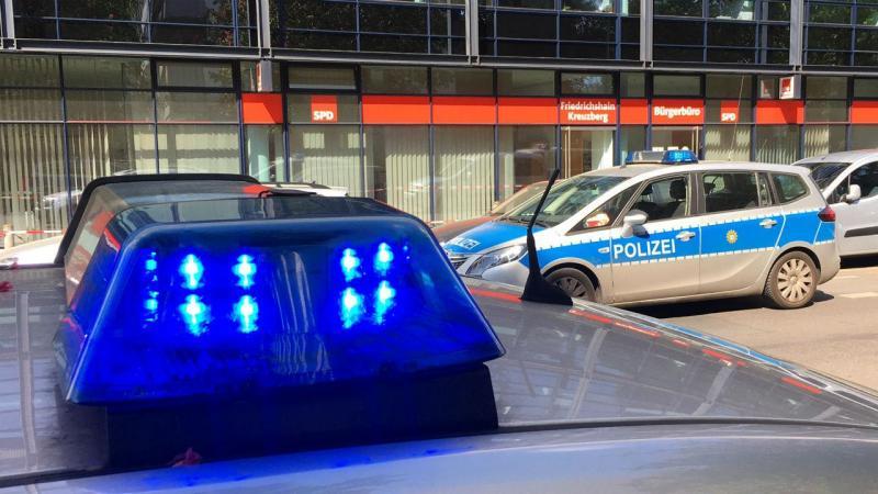 Polícia de Berlim