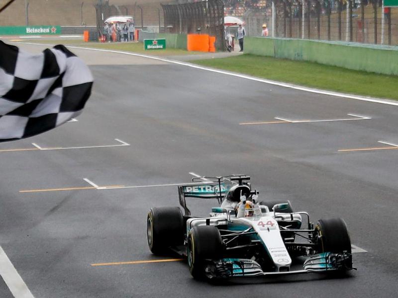 Lewis Hamilton GP CHina