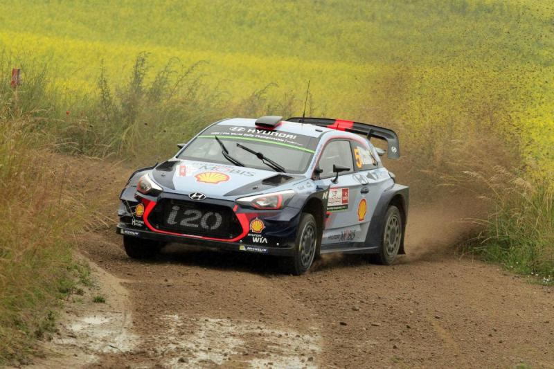 Thierry Neuville (Polónia)