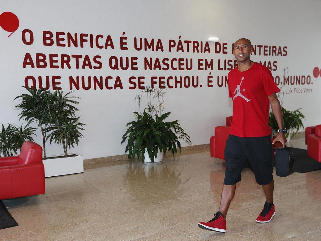 Benfica: as fotos do dia 1 da nova época