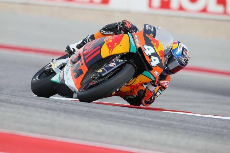 Miguel Oliveira no Moto2