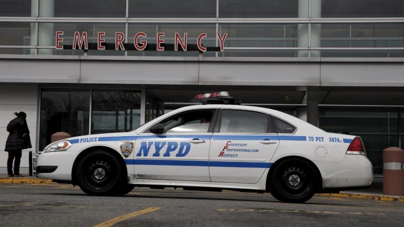 Polícia - Nova Iorque (arquivo)
