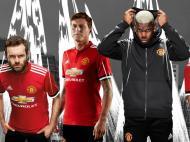 Equipamentos: a principal do Manchester United para 2017/18