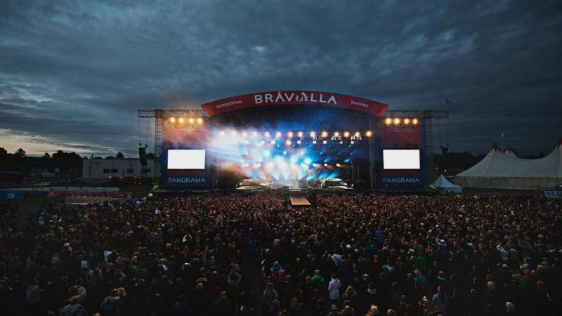 Violações levam ao cancelamento de festival