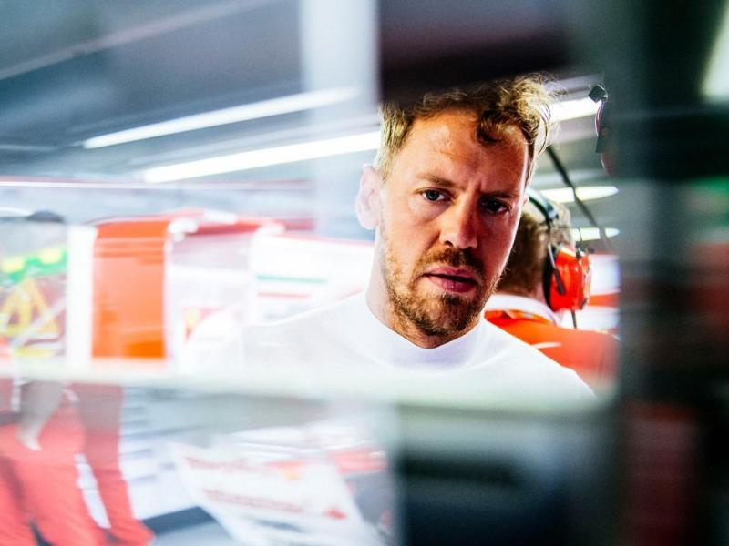 Vettel F1