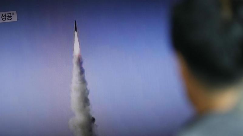 Coreia do Norte faz lançamento de mais um míssil