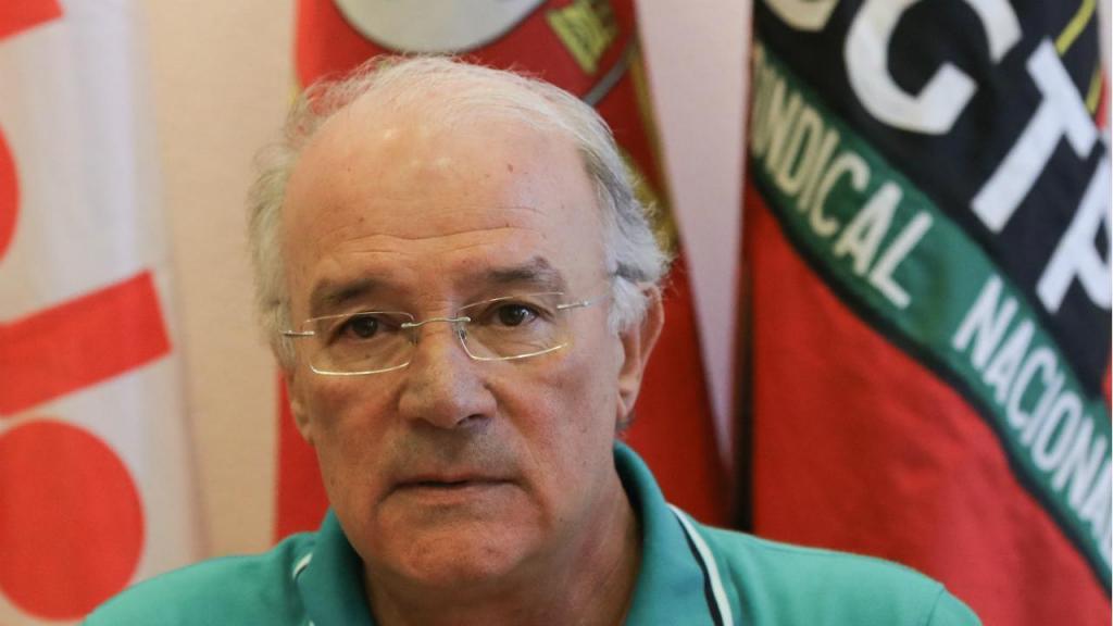 Arménio Carlos - CGTP