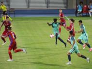 Seleção de sub-19 no Euro
