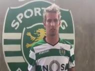 Fábio Coentrão (twitter Sporting)