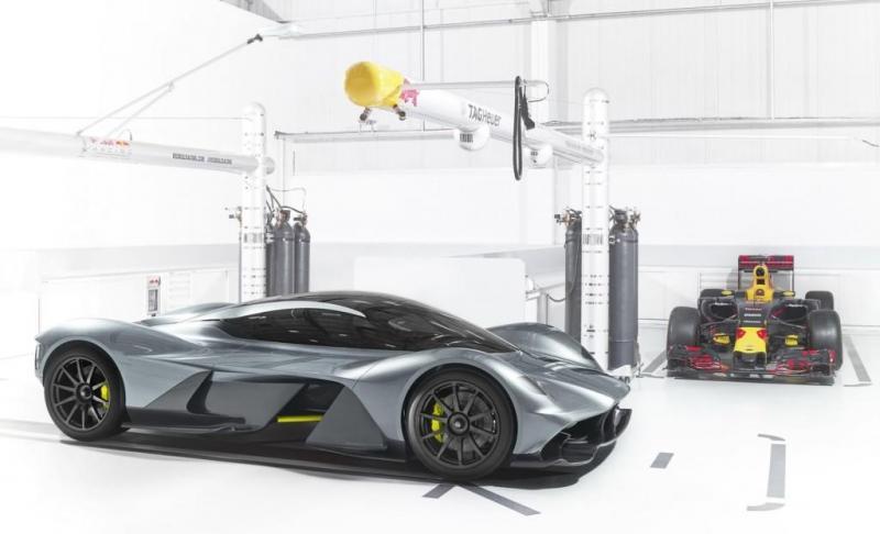 Aston Martin Red Bull (AM-RB 001)