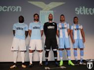Os novos equipamentos da Lazio