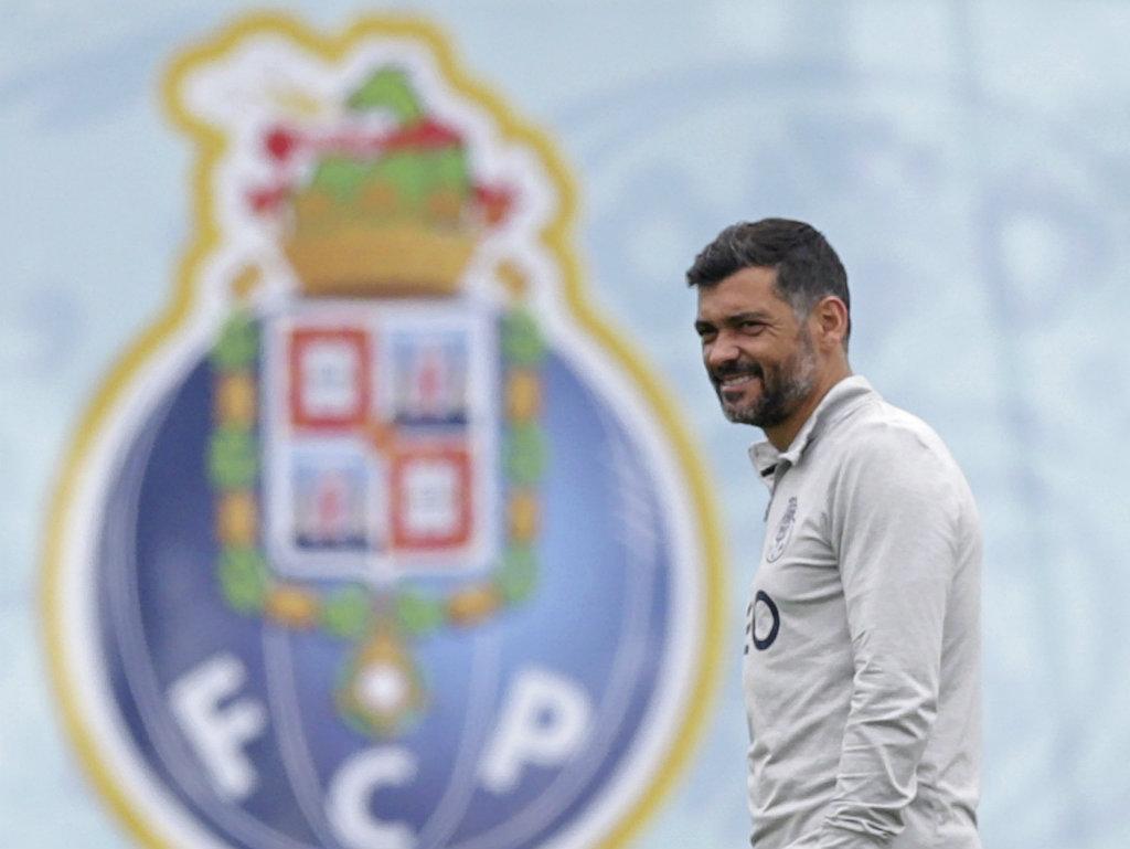 FC Porto continua a preparar a nova época