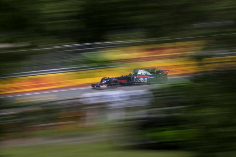 Carlos Sainz - Toro Rosso - Canadá
