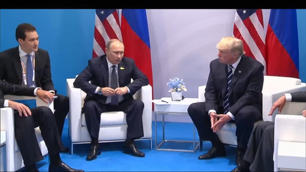 Trump e Putin conversaram mais de duas horas em vez de 40 minutos