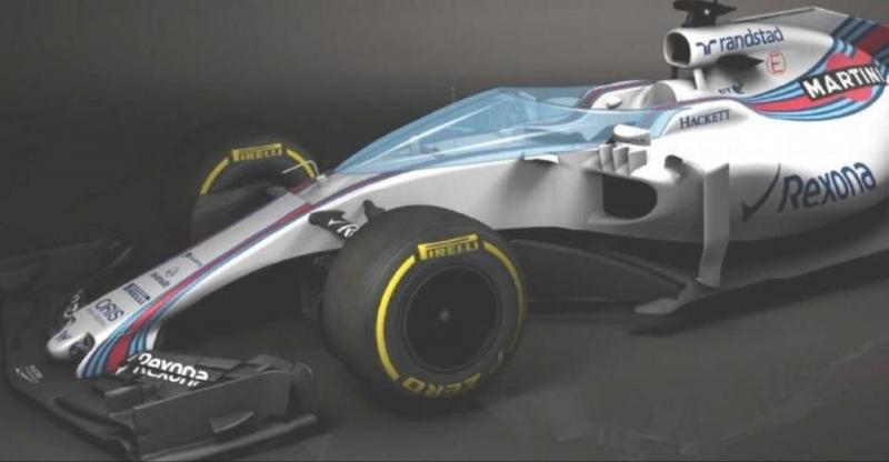 FIA apresenta shield
