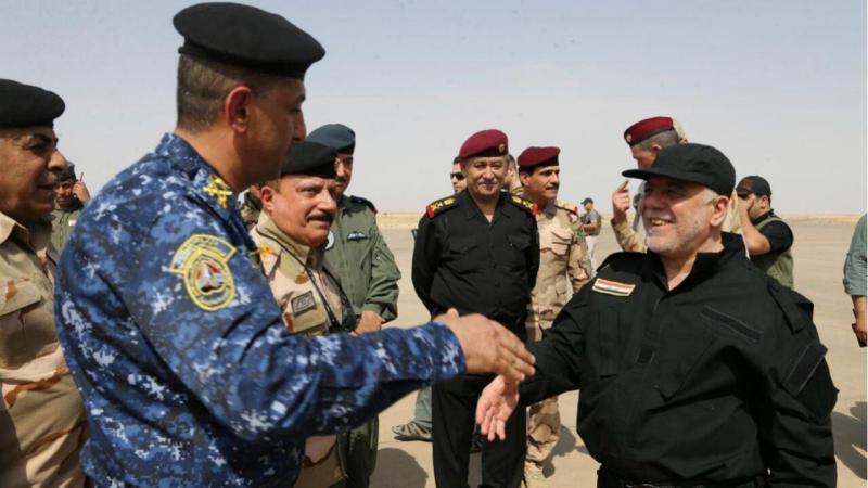 Primeiro-ministro iraquiano Haider al-Abadi