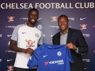 Antonio Rudiger (site oficial do Chelsea)