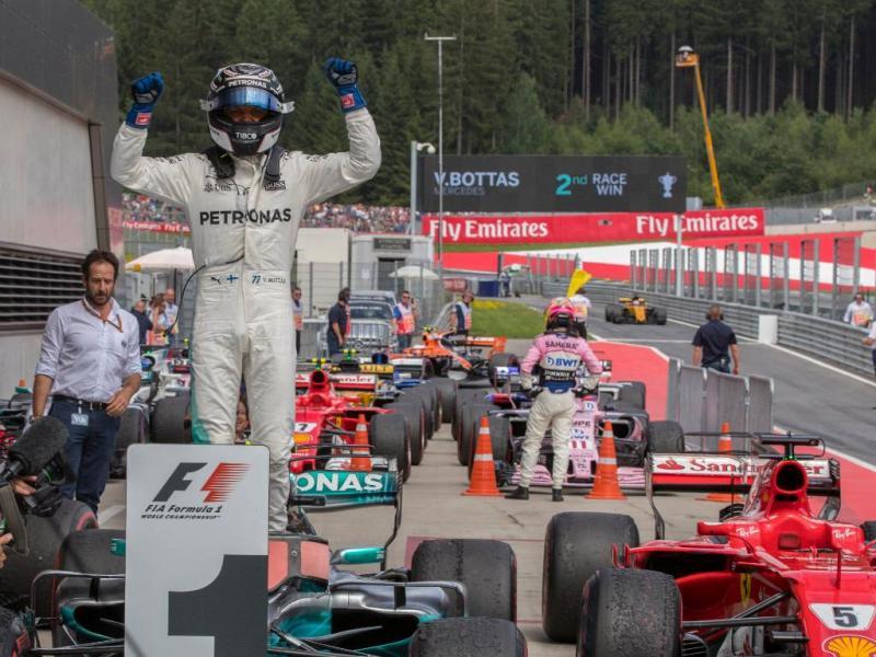 Bottas F1