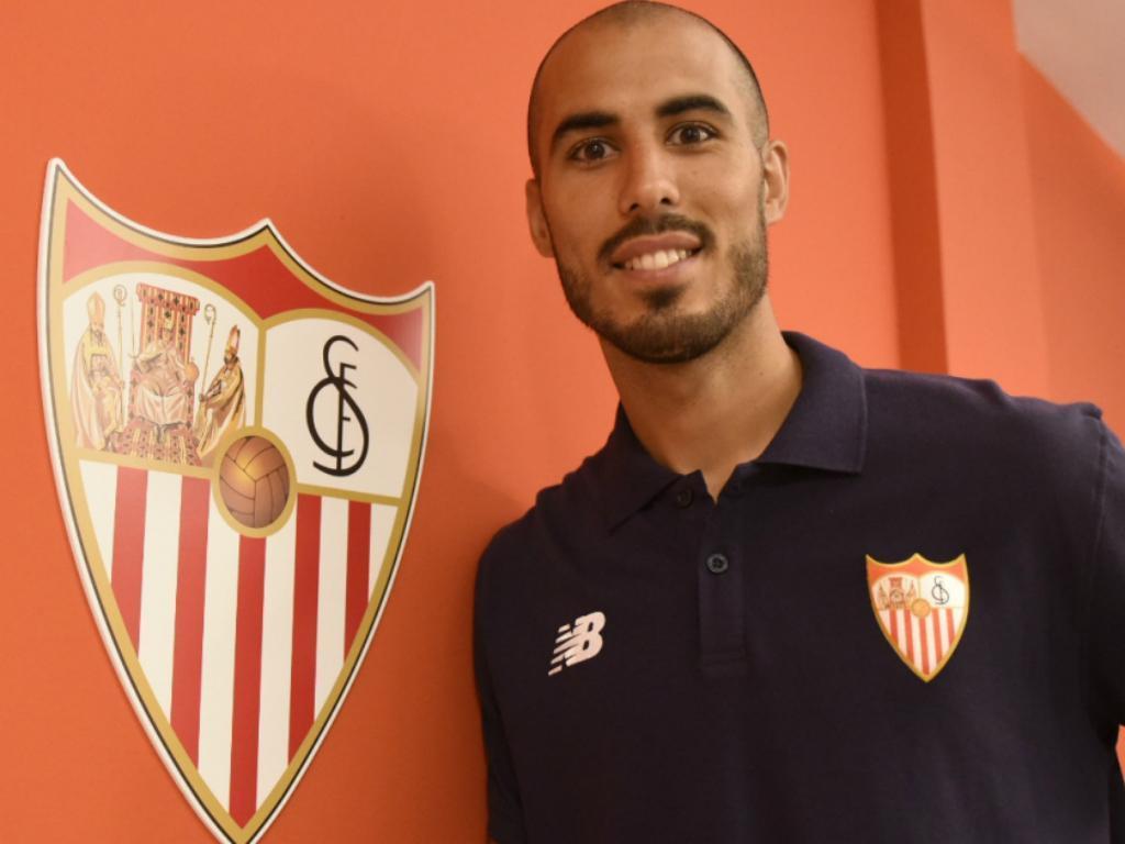Guido Pizarro (site oficial do Sevilha)