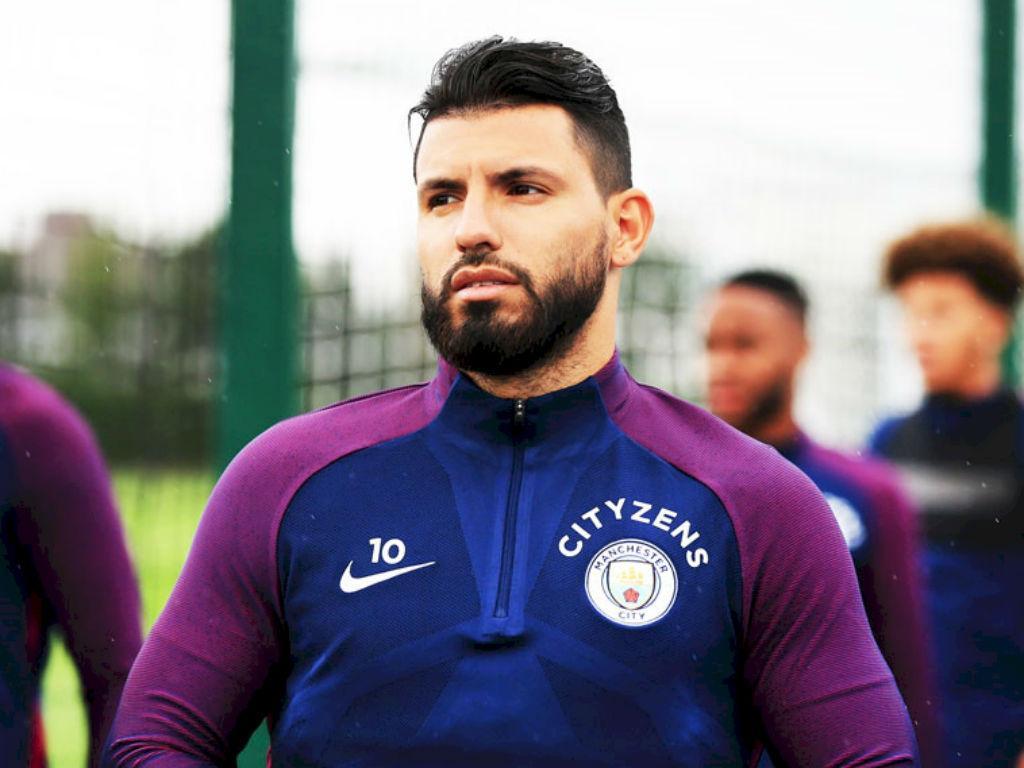 Manchester City - Aguero