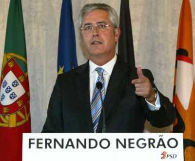 Fernando Negrão (António Cotrim/Lusa)