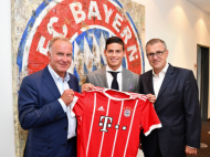 James (Bayern Munique)