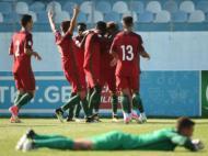 Sub-19: Portugal-Holanda