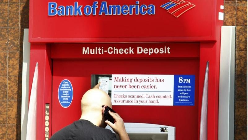 ATM Bank of America (arquivo)