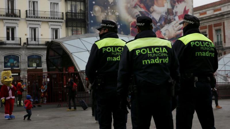 Polícia de Madrid