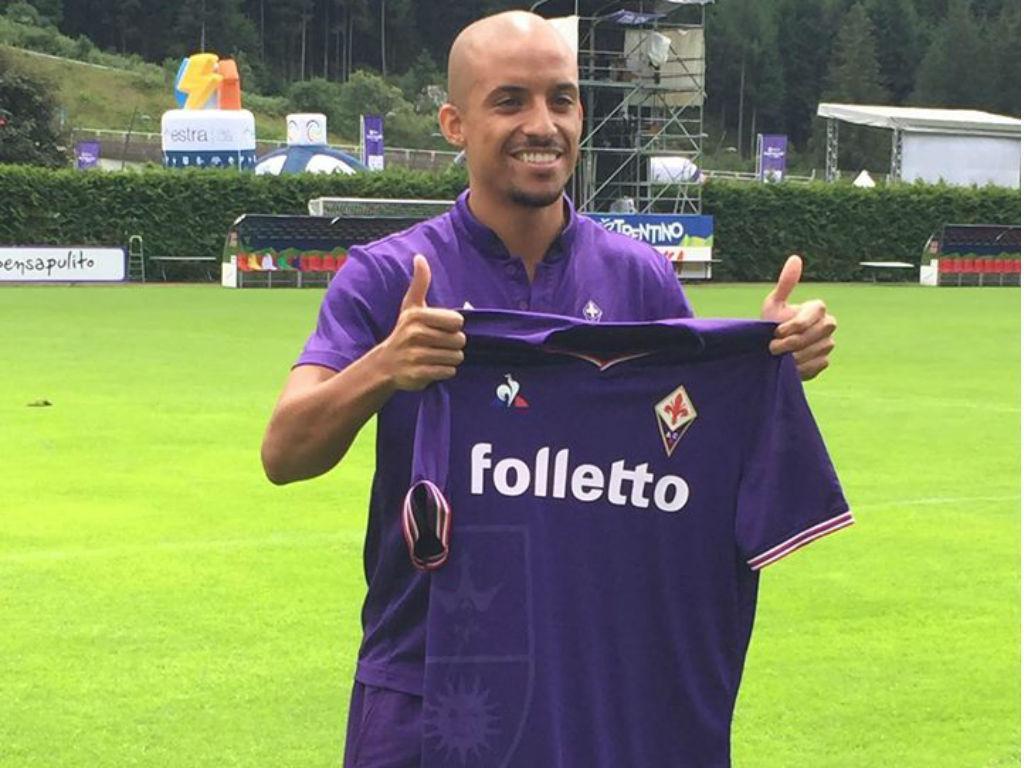 Bruno Gaspar (fonte: Fiorentina)