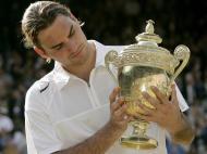Roger Federer: Wimbledon 2004 (Reuters)