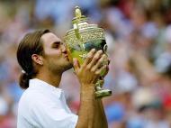 Roger Federer: Wimbledon 2003 (Reuters)