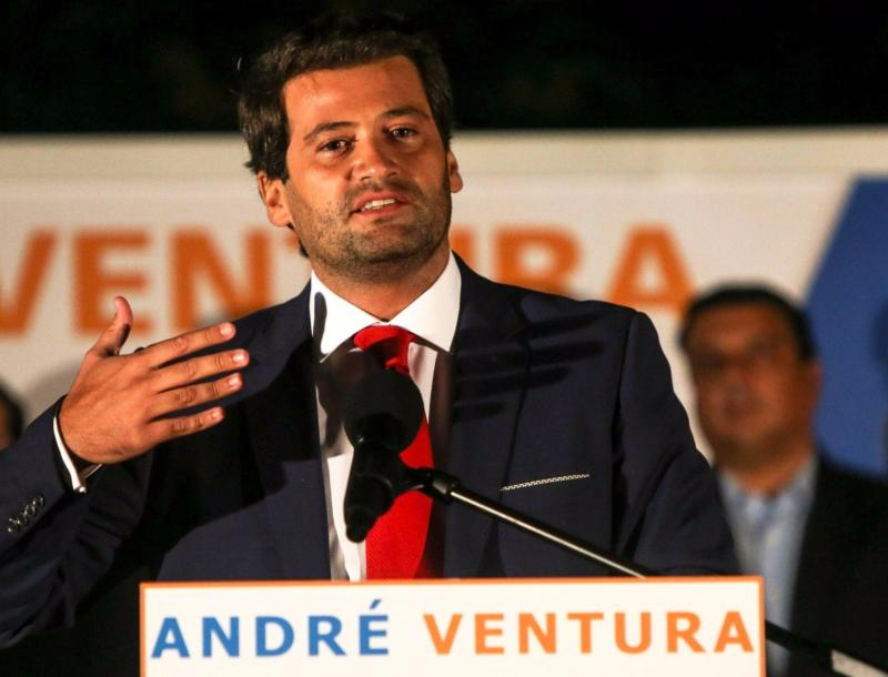 André Ventura - candidato PSD Loures