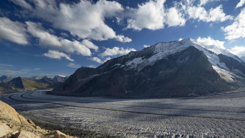 Glaciar suíço
