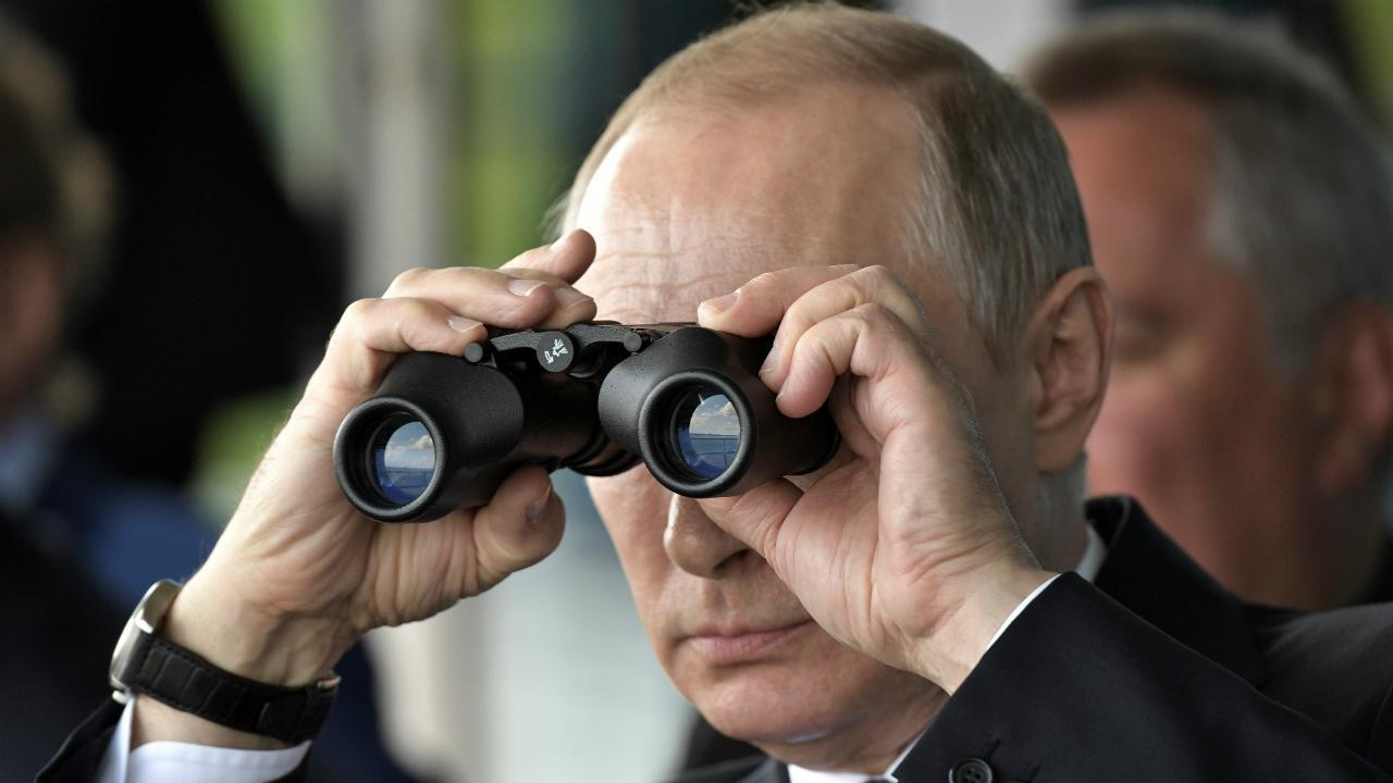 Trump à vista