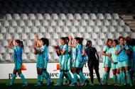 Futebol Feminino: Portugal-Espanha (Foto/ Facebook FPF)
