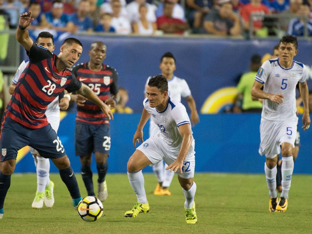 EUA-El Salvador