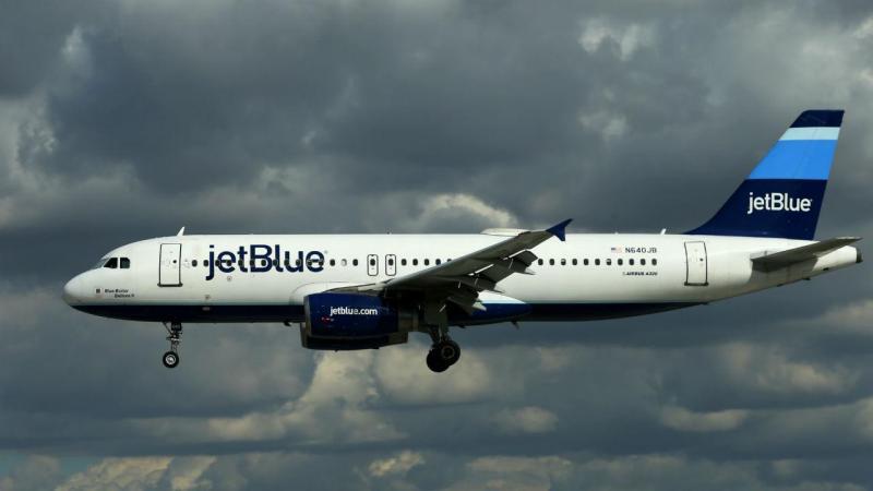 Avião da JetBlue