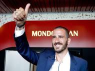 1) Leonardo Bonucci, 30 anos: Juventus »»» Milan, €42M