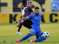 Levski-Hajduk Split (Lusa)