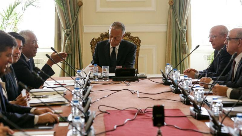 Marcelo na Conselho Superior de Defesa Nacional