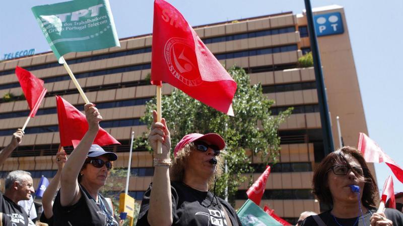 Protesto da PT