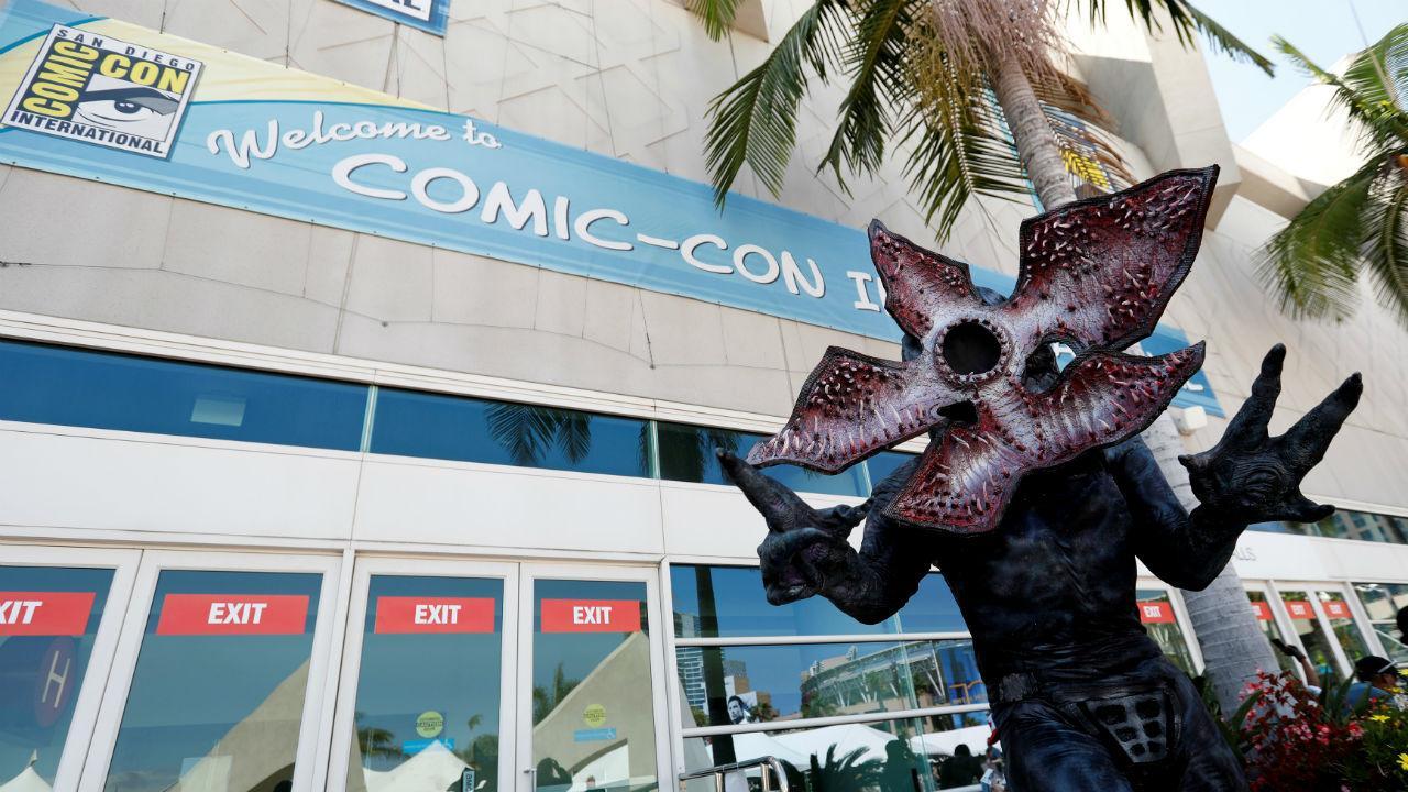Comic Con em San Diego