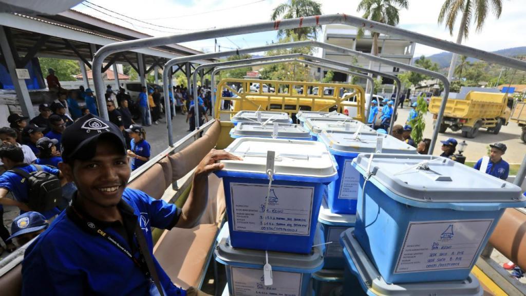 Timor-Leste - Eleições