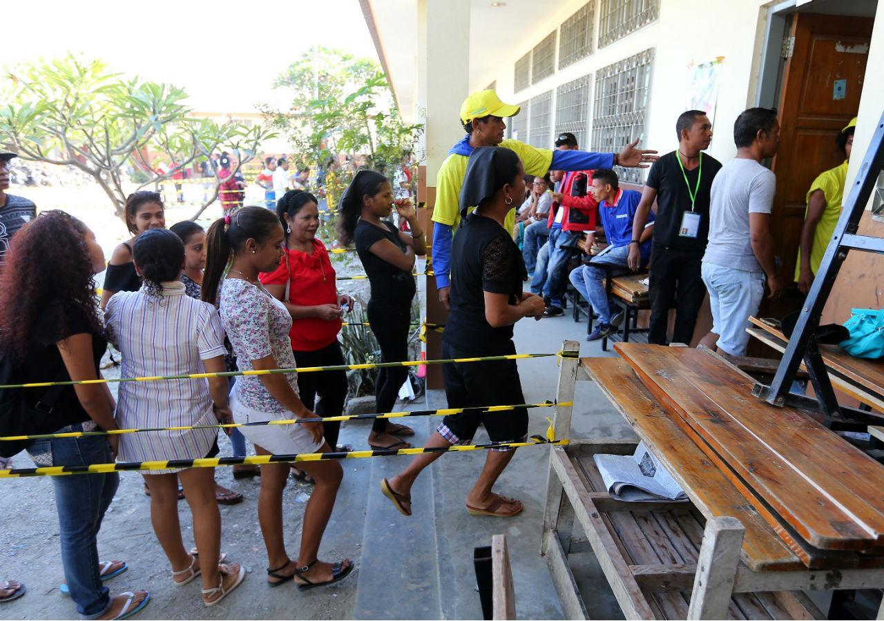 Eleições em Timor