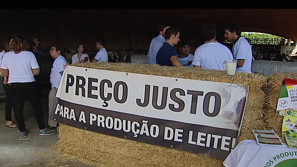 Produtores de leite obrigados a abandonar explorações