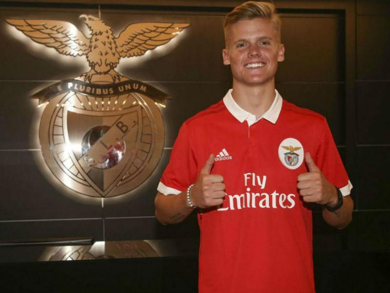 Keaton Parks (Benfica)