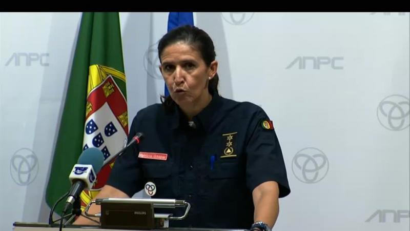 Incêndios de Castelo Branco mobilizam mais de mil operacionais