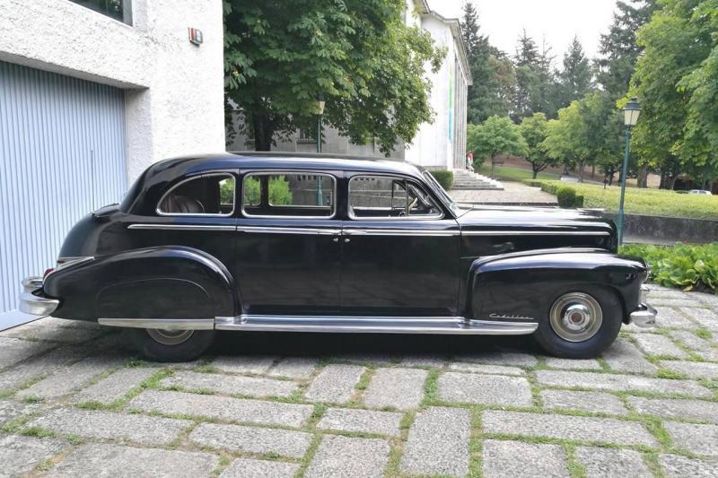 Cadillac Series 75 de 1947